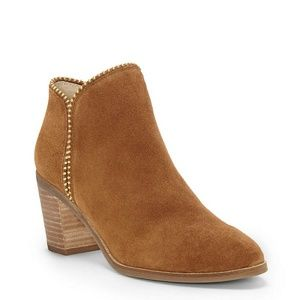 New Lucky Brand Ankle Bootie